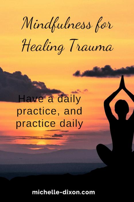 mindfulness for trauma