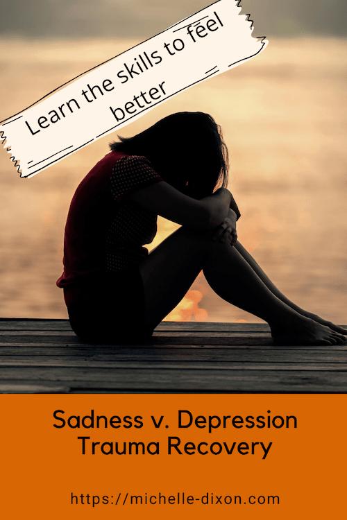 sadness trauma recovery