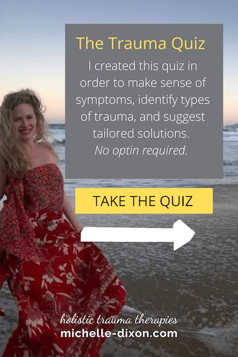 trauma quiz