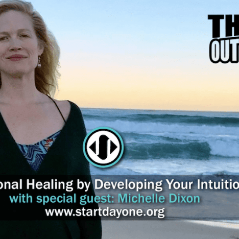A world first online healing program to do from home