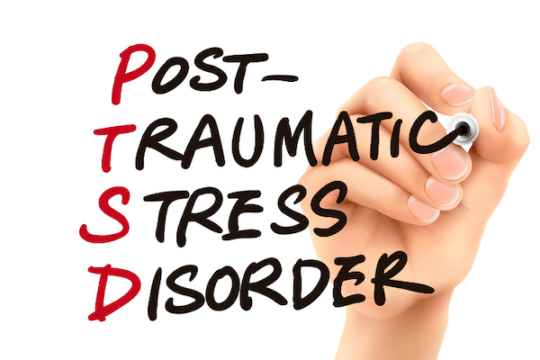 heal from PTSD